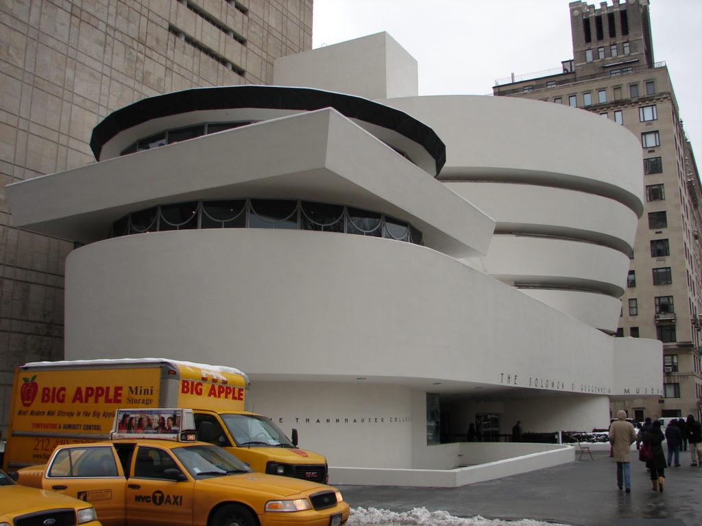 New York en 2 jours - Visite du Musée Guggeneim