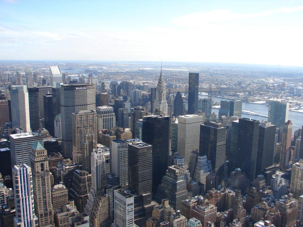 Illustration pour article vols pas chers New York