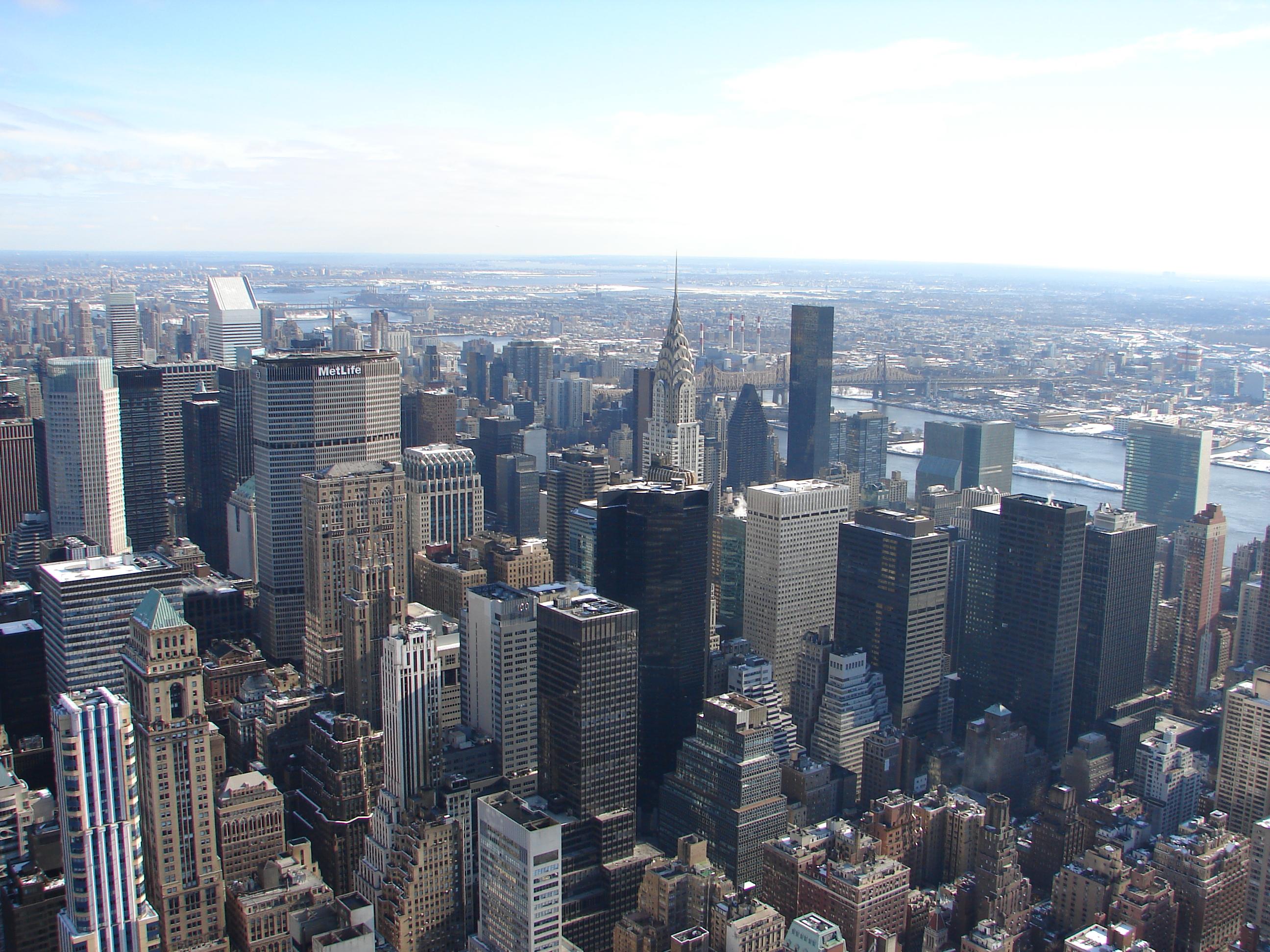 Quartiers dangereux New York dans sacavoyage