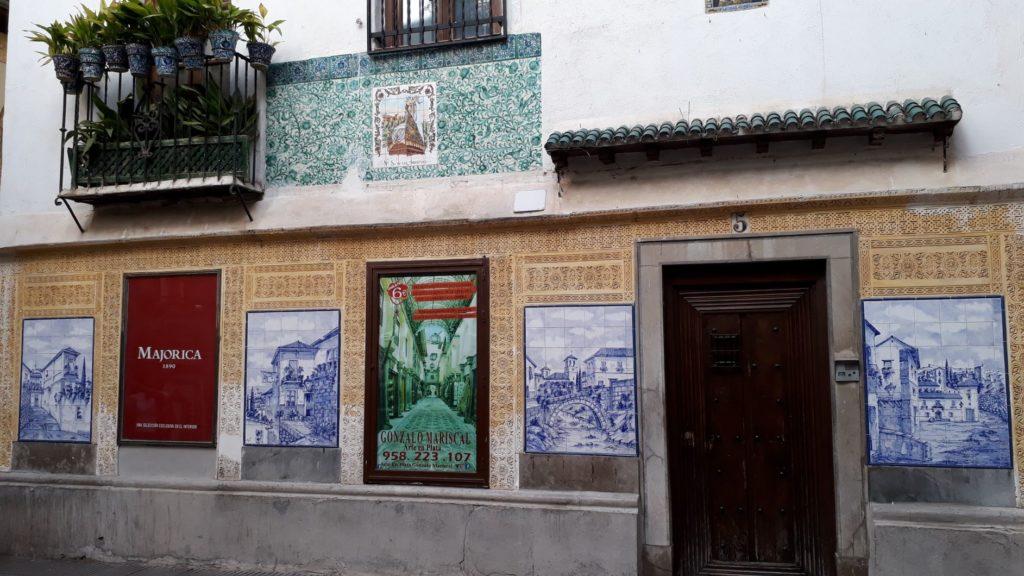 Dernière étape de notre circuit en Andalousie