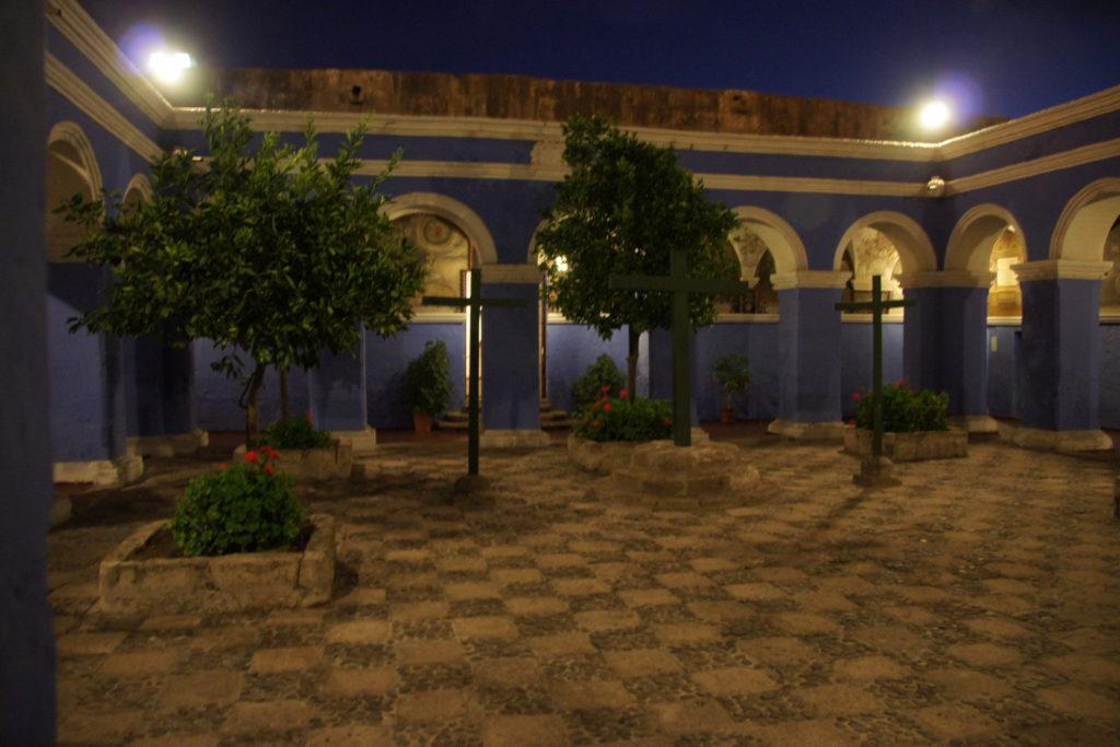Visiter AREQUIPA et sa Place de Couvent de Santa Catalina