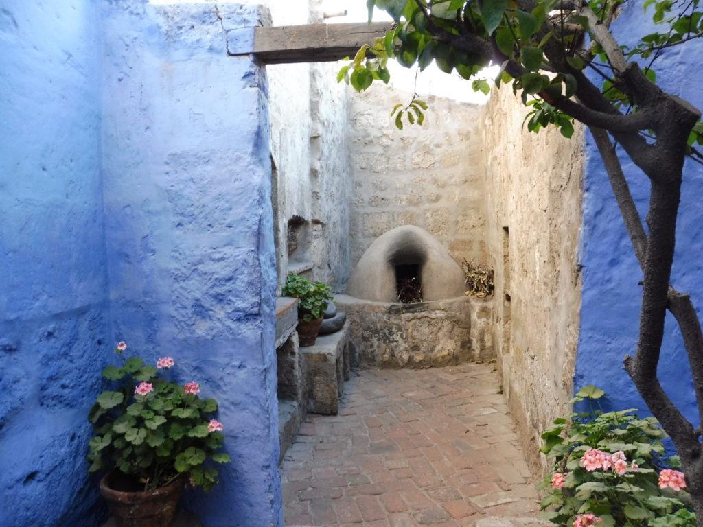 VISITER AREQUIPA - Ruelle du Couvent de Santa Catalina