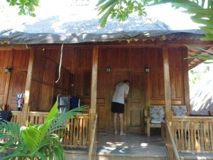HEBERGEMENT UNZIPP BUNGALOW A GILI AIR
