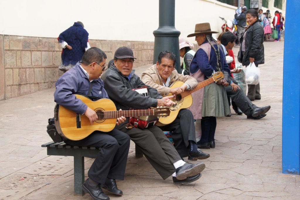Dans les rues de CUSCO - Visiter CUSCO