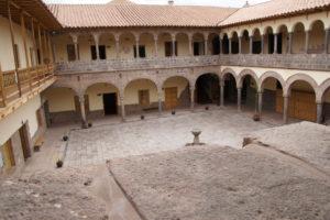 Visiter CUSCO -COURS DE LA CASA CONCHA MUSEO MACHUPICCHU