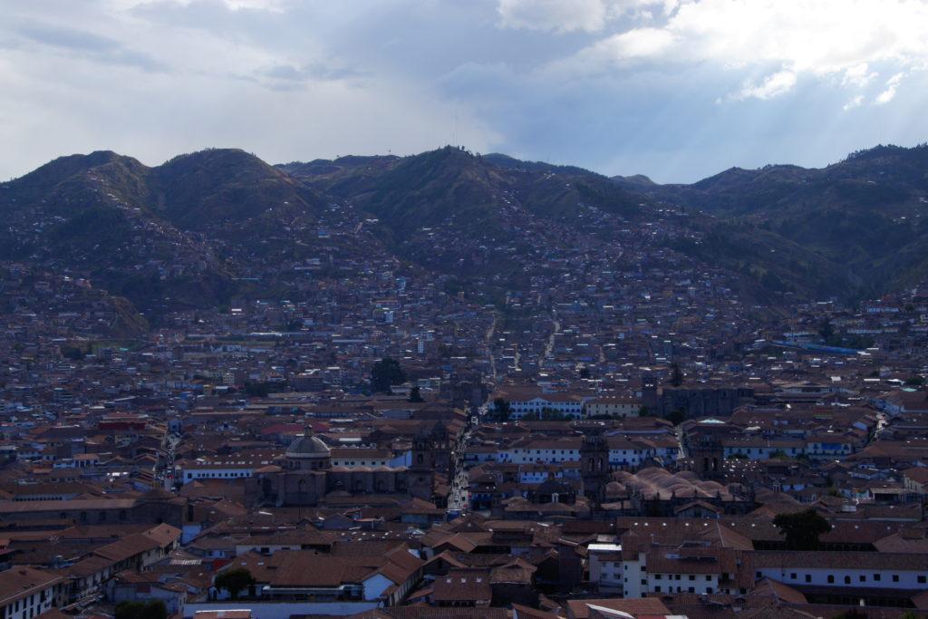 Visiter CUSCO depuis un mirador inconnu des touristes