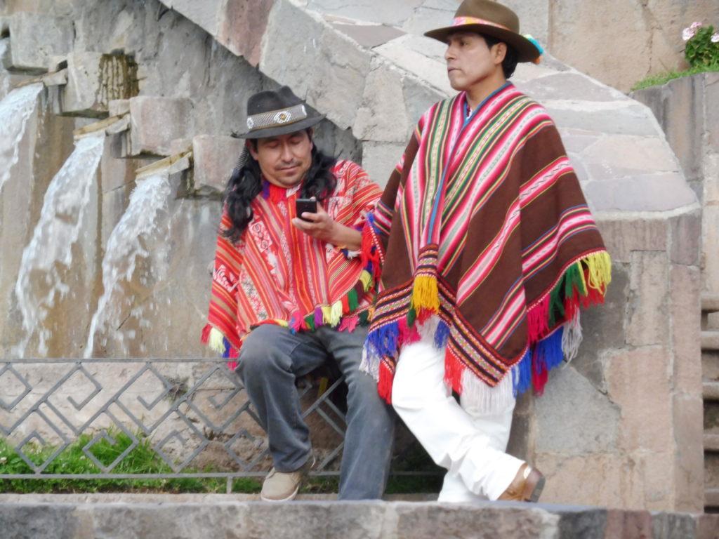 Visiter CUSCO -Dans les rues de Cuzco au PEROU