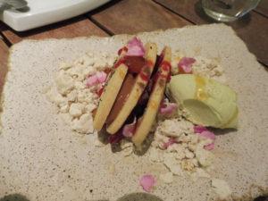 DESSERT au restaurant ASTRID Y GASTON