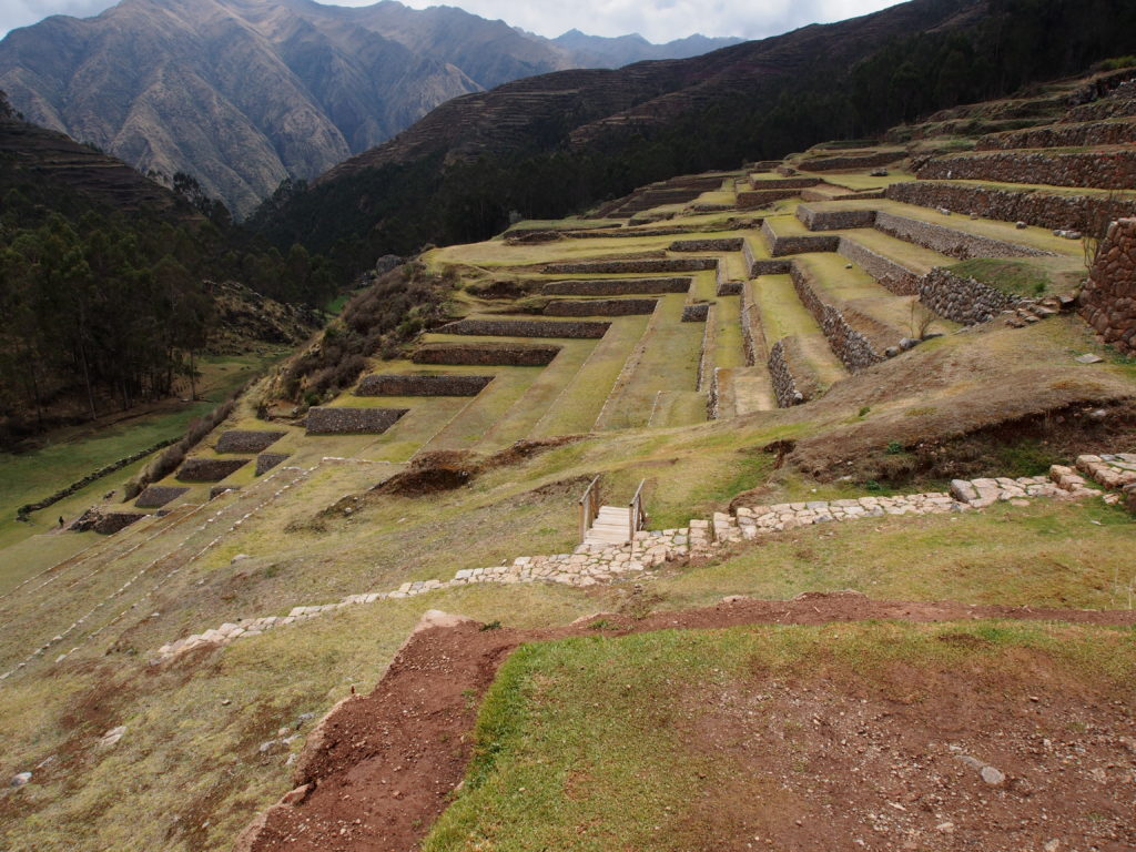 CIRCUIT VALLEE SACREE et son site inca de CHINCHERO