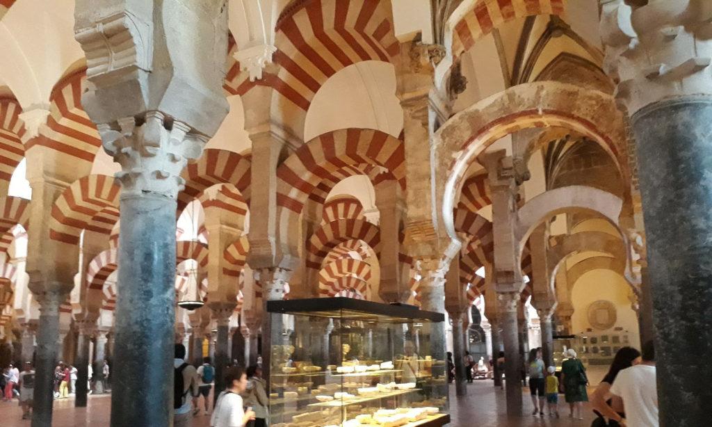 Road trip Andalousie - Mezquita de Cordoba