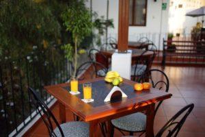 HOTEL EL PATIO DE ELISA au coeur d'AREQUIPA faisant partie de ma sélection HOTEL PAS CHER PEROU