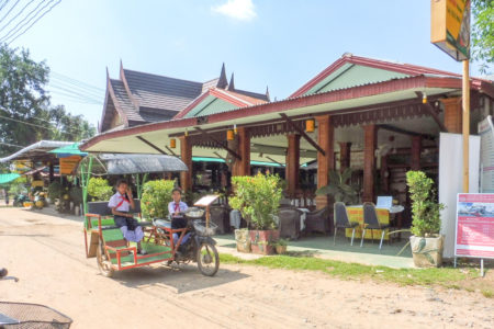 Comment aller du Laos au Cambodge