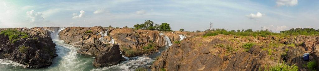 4000 Islands cascades