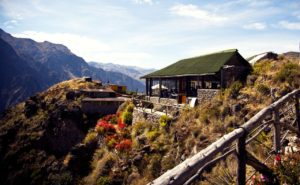 Voici un HOTEL PAS CHER PEROU la Granja del Colca