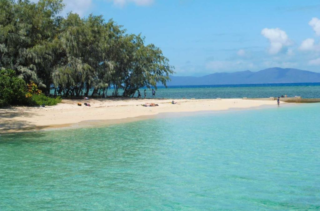 GREEN ISLAND AUSTRALIE