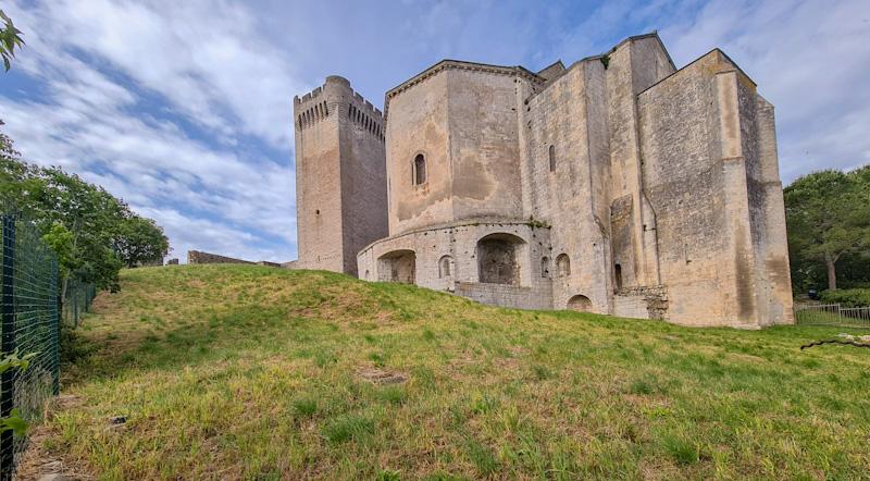 Que voir dans les Alpilles : Abbaye de Montmajour