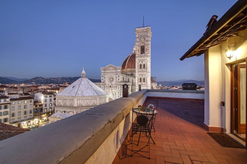Bon plan AIRBNB pour week end à Florence