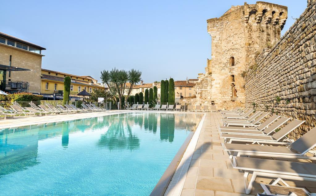 hotel au top pour visiter la Provence