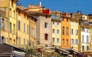 Visiter Aix en Provence en 1 jour - Mon circuit à pied avec carte itinéraire du parcours