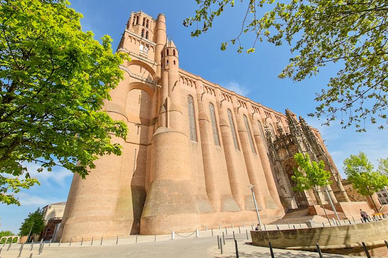 Que visiter à Albi : Cathédrale Sainte Cécile