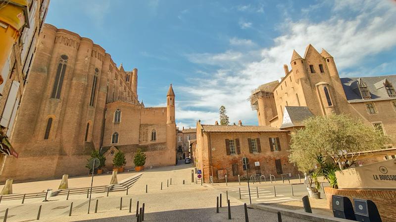 Que visiter à Albi : la cité épiscopale
