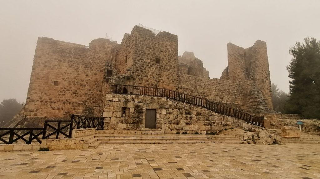 Ajloun et son château fort Qala'at ar-Rabad