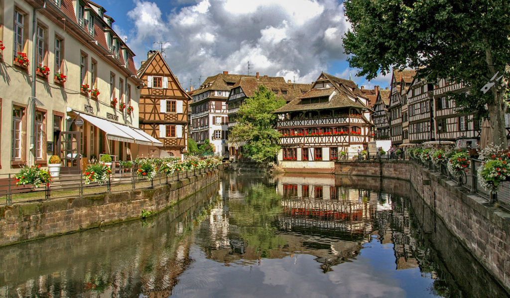 visitas obligadas de Estrasburgo con La Petite France