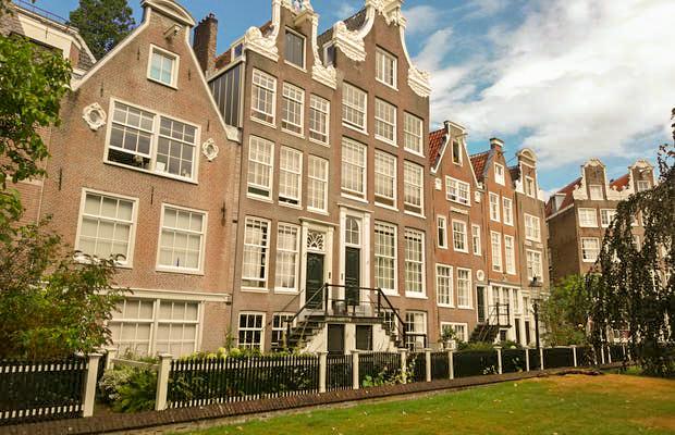 Béguinage étape de mon circuit Amsterdam en 2 jours