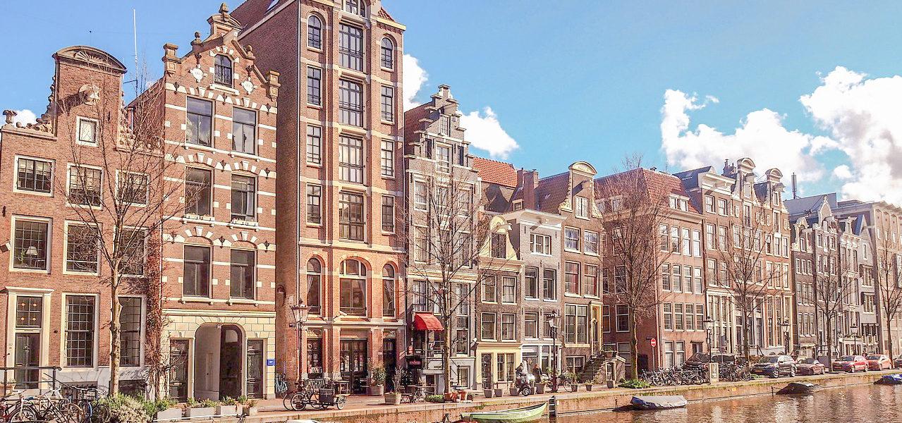 Amsterdam en 2 jours - Circuit à pied du Jour 1 et Jour 2 et la carte itinéraire