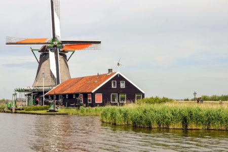 Amsterdam en 3 jours - Itinéraires avec cartes des 3 circuits