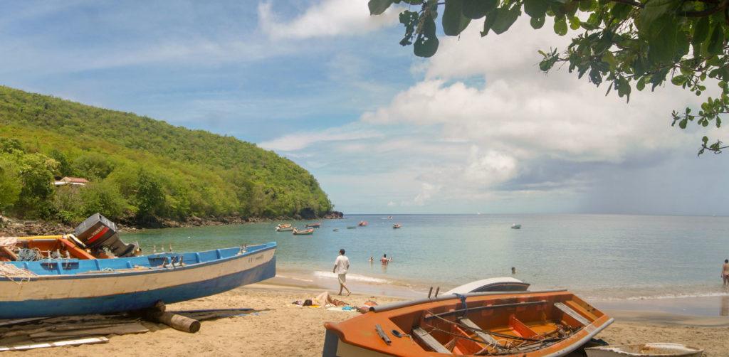 Anse Dufour una de las 7 playas más paradisíacas
