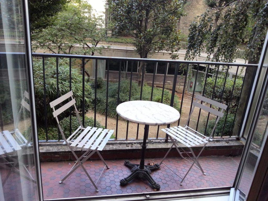 Paris avec un chien location appartement centre de Paris