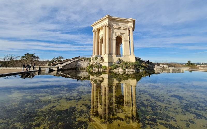 Visiter Montpellier en 2 jours - Itinéraires à pied