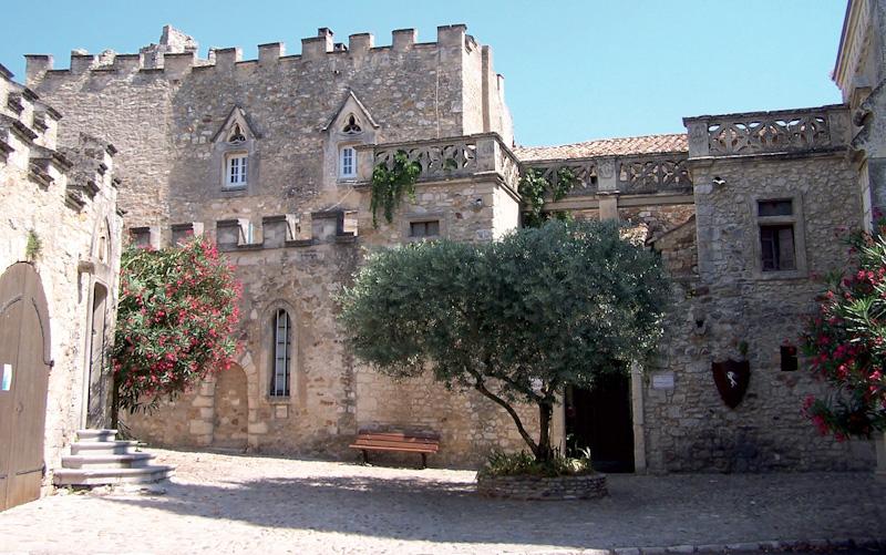 Que voir en Ardèche - Visite d'Aiguèze