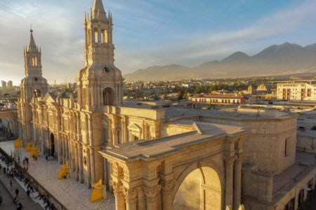 QUE VOIR A AREQUIPA
