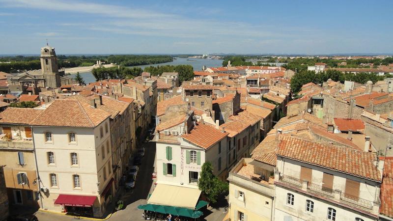 Arles en 1 jour – Circuit à pied avec carte interactive des itinéraires touristiques