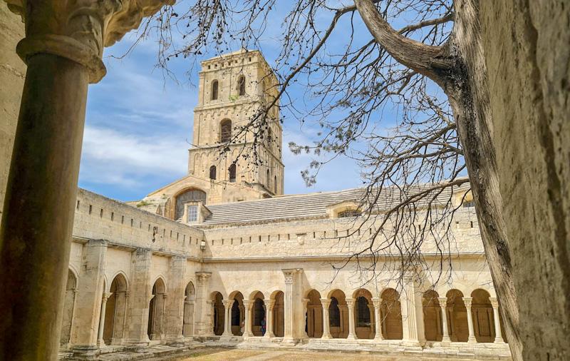 Arles en 1 jour – Cloître Saint Trophime