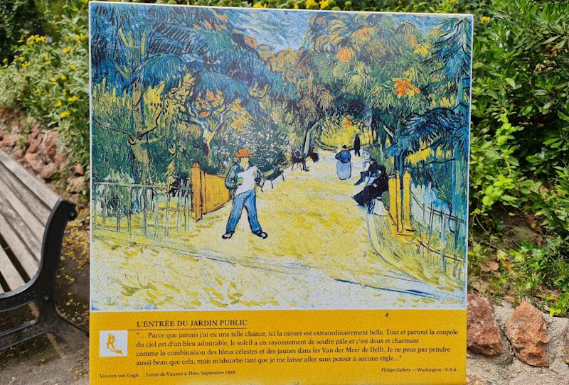 Visiter Arles sur les pas de Van Gogh