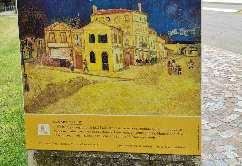 Que voir à Arles : Circuit Van Gogh