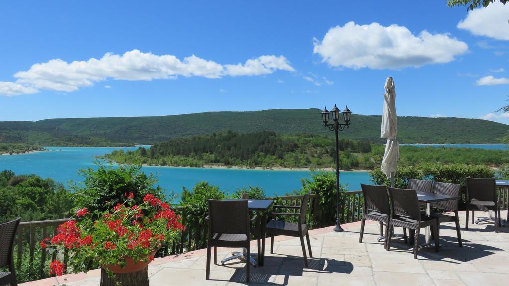 Hôtel recommandé sur le Lac de Sainte Croix