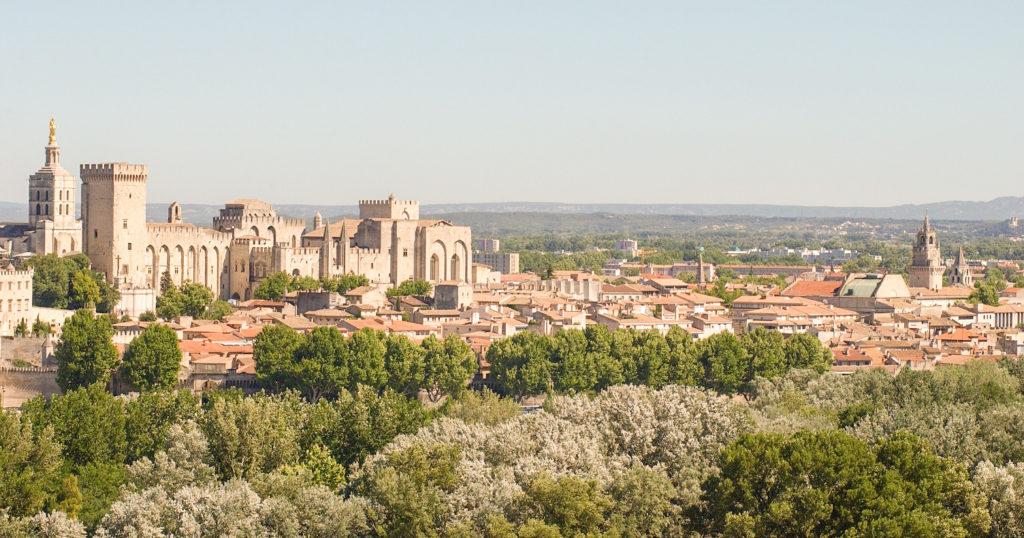 Avignon au coeur de la Provence sur mon circuit de 4 jours