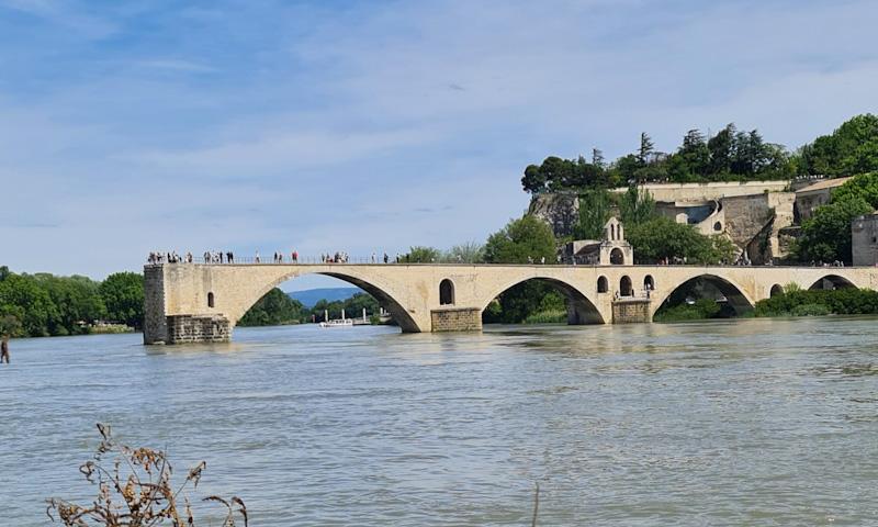 visiter avignon et son fameux pont