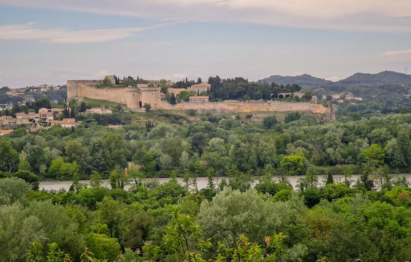 Comment visiter Avignon - Vue du Belvédère