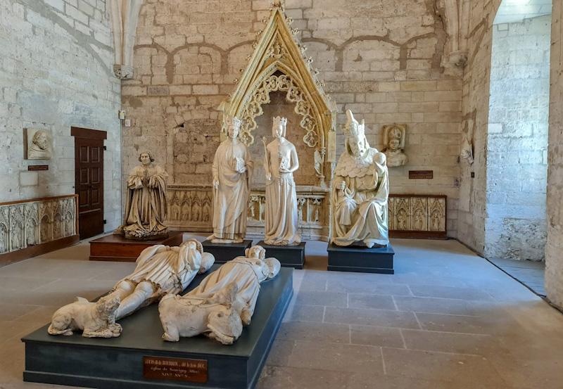 Visiter Avignon avec mon itinéraire à pied - Cité des Papes