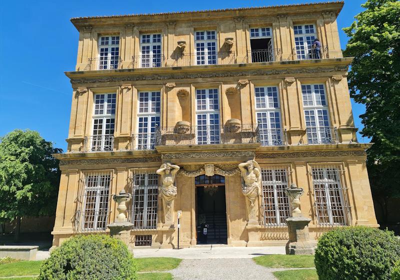 Visiter Aix en Provence en 1 jour - Le Pavillon de Vendôme