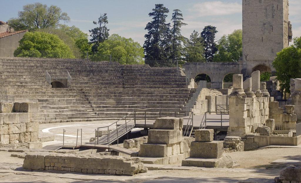 Circuit en Provence visiter Arles