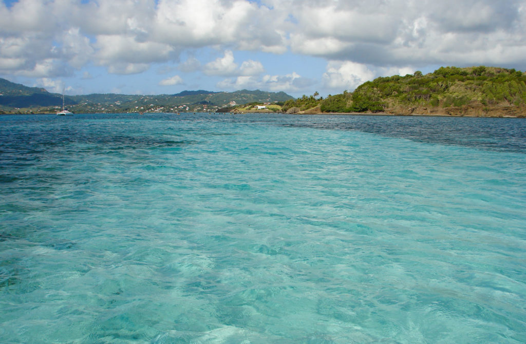 COTE SUD MARTINIQUE BAIGNOIRE JOSEPHINE programme d'1 semaine en Martinique