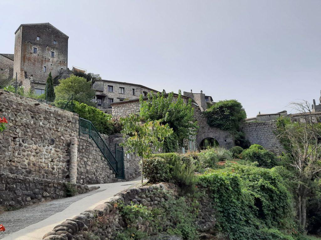 Circuit touristique Ardèche BALAZUC