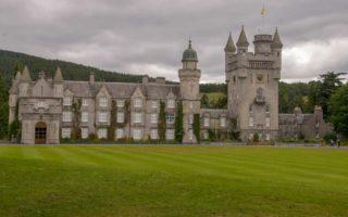 Circuit visites Château de Glamis Château de Braemar