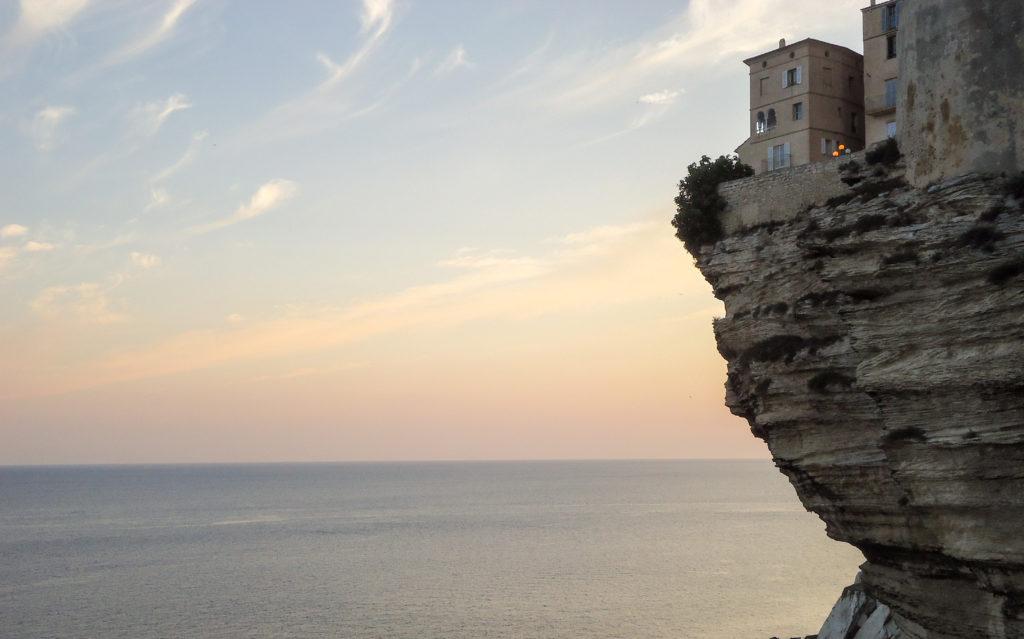 Weekend en Corse du Sud nuit à Bonifacio